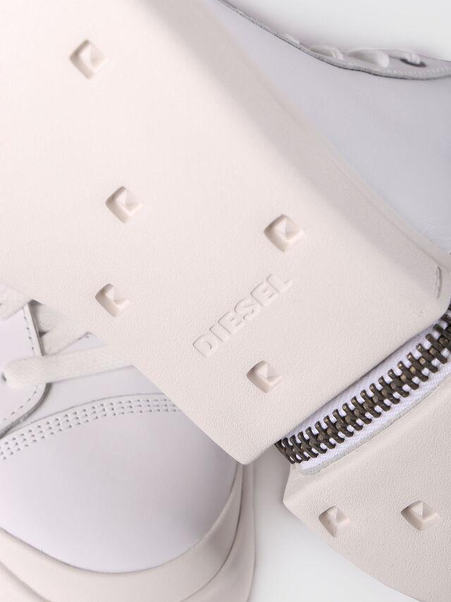 Diesel - S-NENTISH, White - Sneakers - Image 5