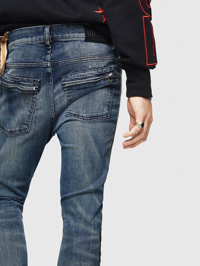 Diesel - D-Amny 069GB, Medium blue - Jeans - Image 3