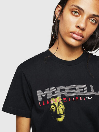 Diesel - LCP-T-DIEGO-MARSELLA,  - T-Shirts - Image 4