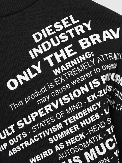 Diesel - SAYALA, Black - Sweaters - Image 4
