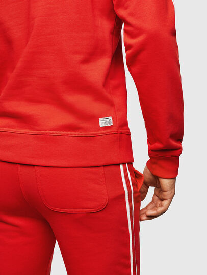 Diesel - UMLT-WILLY, Red - Sweaters - Image 3
