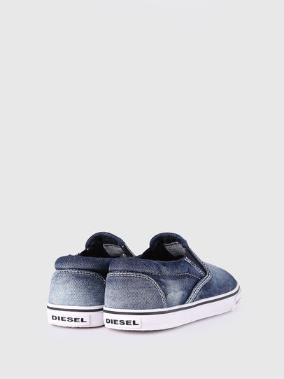 Diesel - SLIP ON 21 DENIM CH,  - Footwear - Image 3