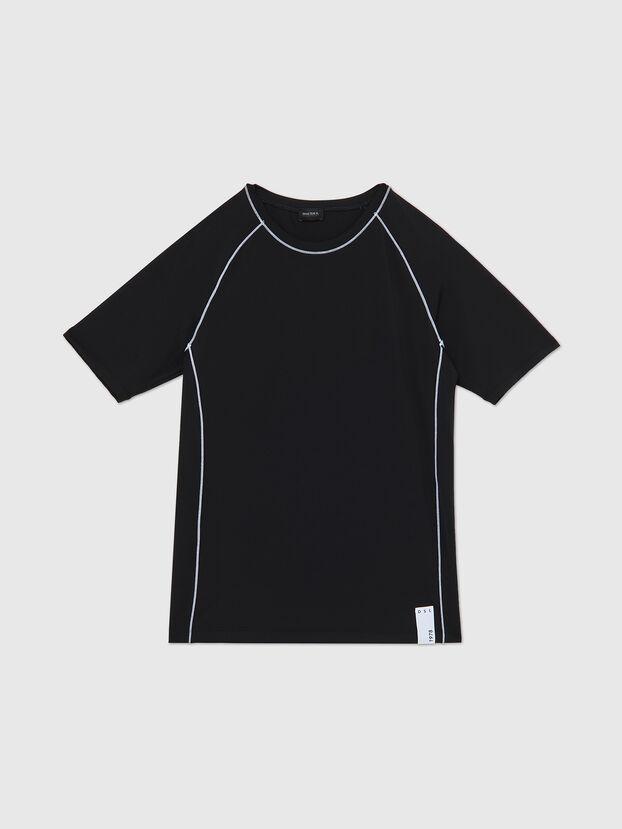 UMTEE-YOSHI, Black - Tops