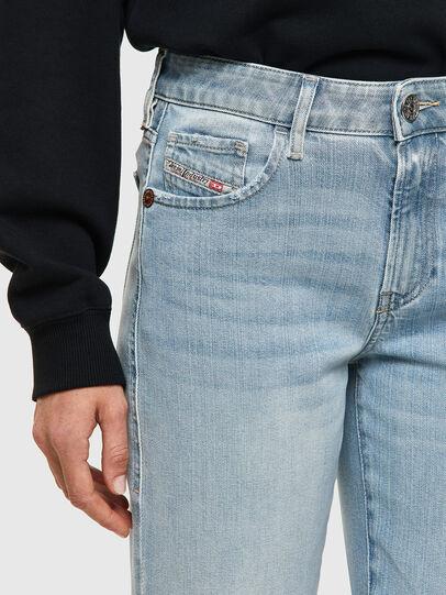 Diesel - D-Joy 009TY, Light Blue - Jeans - Image 4