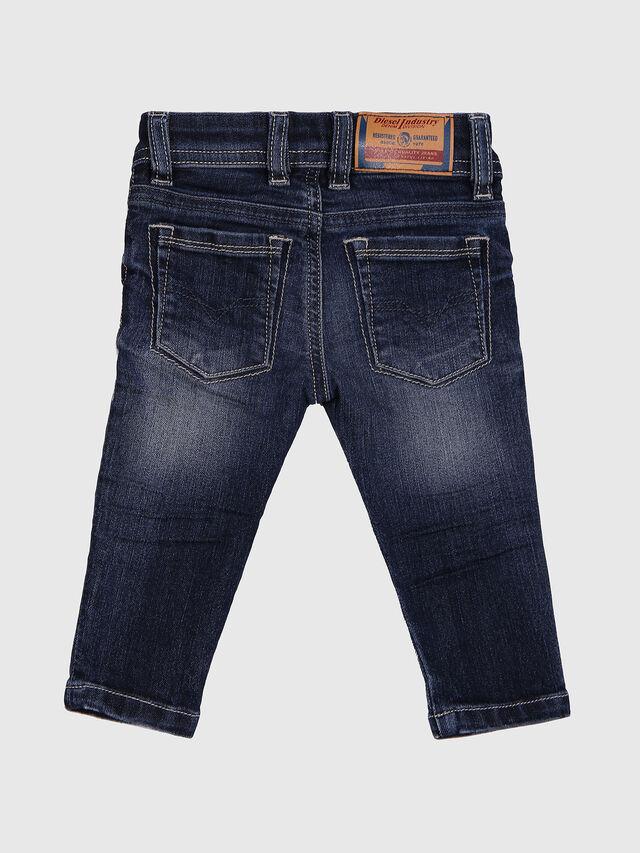KIDS SLEENKER-B-N, Blue Jeans - Jeans - Image 3
