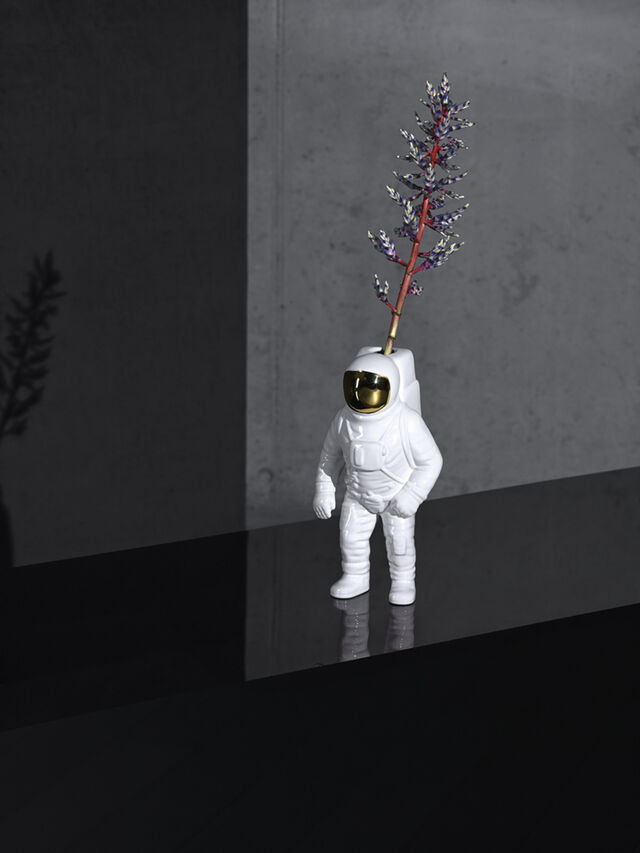 Living 10932 COSMIC DINER, White - Home Accessories - Image 3