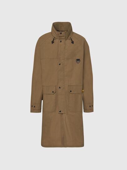 Diesel - J-ACKER, Light Brown - Jackets - Image 1