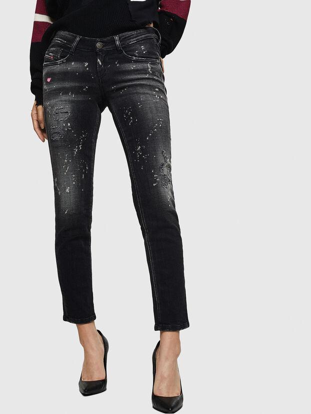 D-Ramy 0091Z, Black/Dark grey - Jeans
