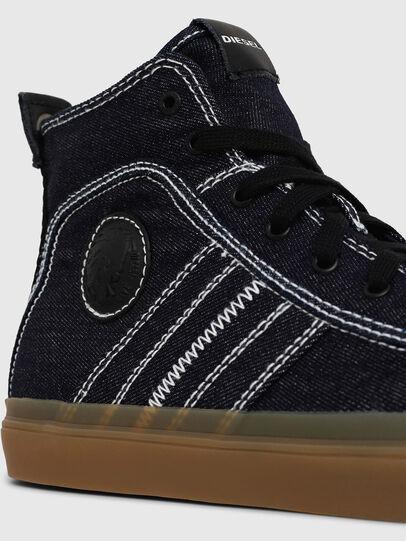 Diesel - S-ASTICO MID LACE, Dark Blue - Sneakers - Image 4