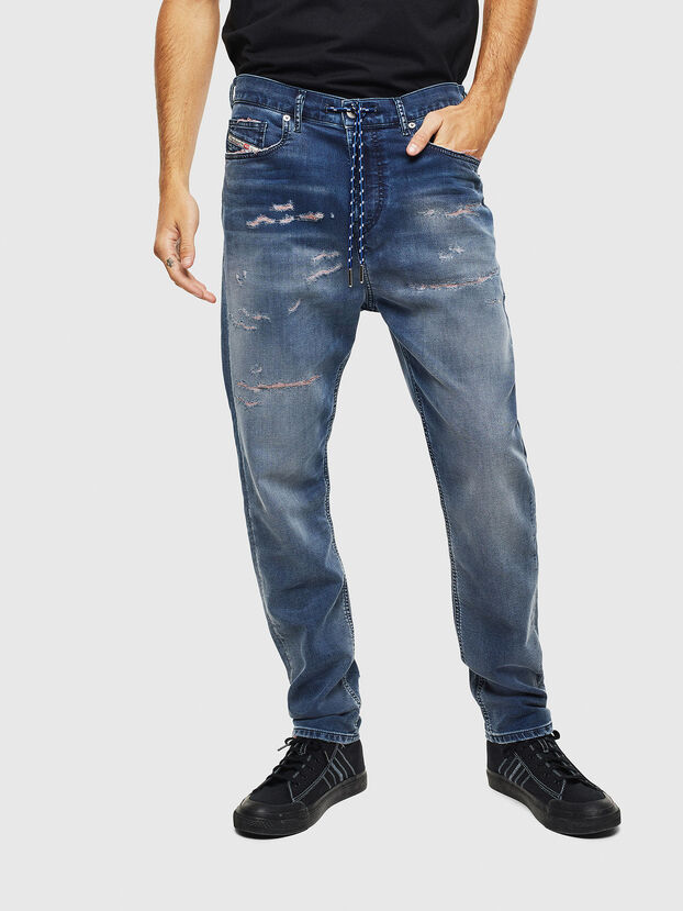 D-Vider JoggJeans 069LW, Dark Blue - Jeans
