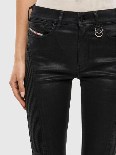 Diesel - Slandy 069JT, Black - Jeans - Image 5