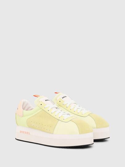 Diesel - S-PYAVE WEDGE, Yellow - Sneakers - Image 2