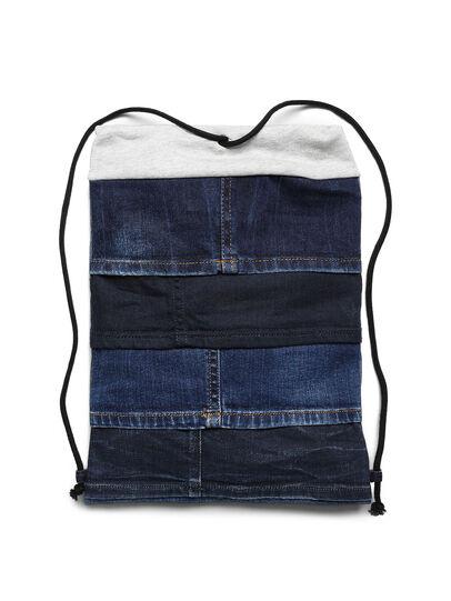 Diesel - D-SPOT BORSA, Blue Jeans - Bags - Image 2