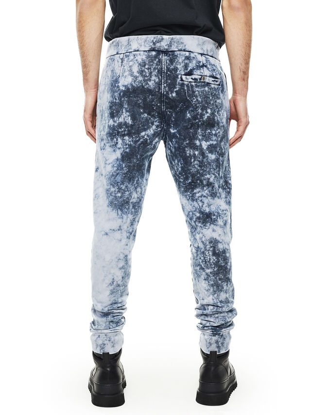 Diesel - PARAX, Blue/White - Pants - Image 2