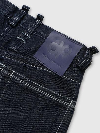Diesel - PR-PT02A, Dark Blue - Pants - Image 5