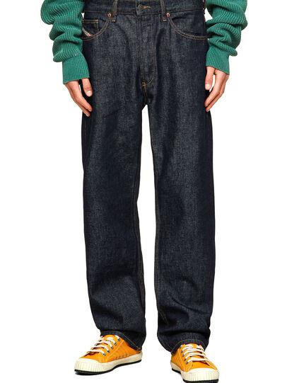 Diesel - D-Macs 009HP, Dark Blue - Jeans - Image 1