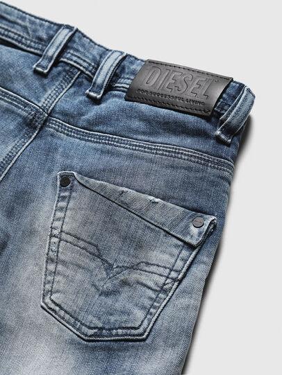 Diesel - KROOLEY-J-N, Light Blue - Jeans - Image 4