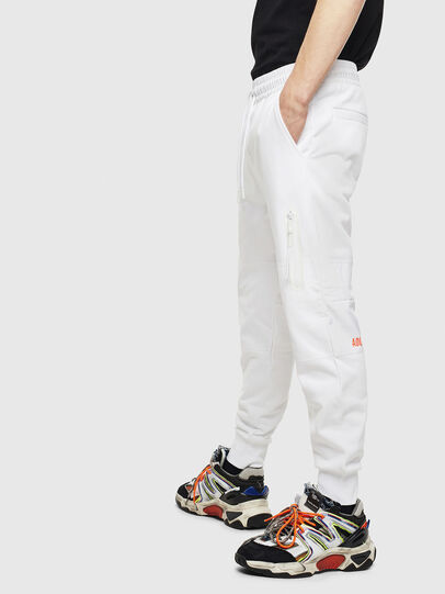 Diesel - P-ORTEX, White - Pants - Image 5