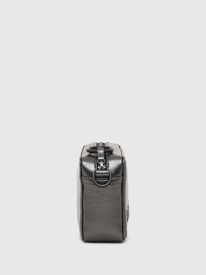 Diesel - ROSA' CNY, Silver - Crossbody Bags - Image 2