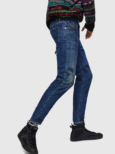 Diesel - Mharky 0078S, Medium blue - Jeans - Image 5