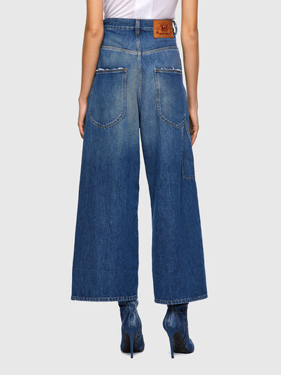 Diesel - D-Luite 09A82, Medium blue - Jeans - Image 2