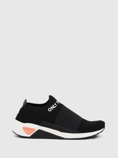 Diesel - S-KB SOE W, Black - Sneakers - Image 1