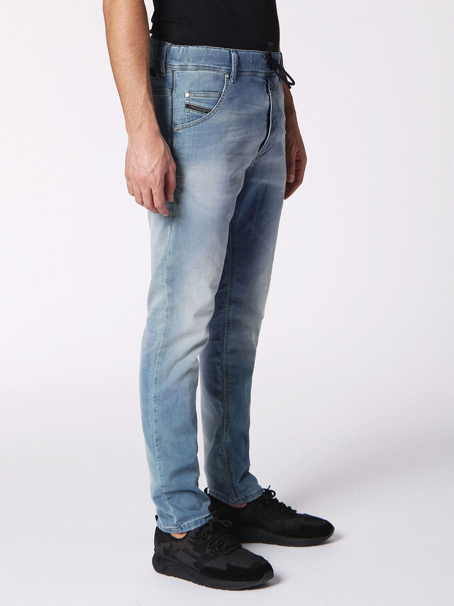 KROOLEY R JOGGJEANS 0688Z, Light Blue
