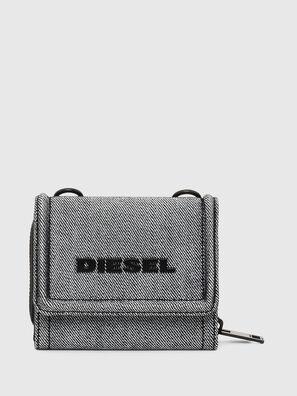 LORY, Grey - Small Wallets