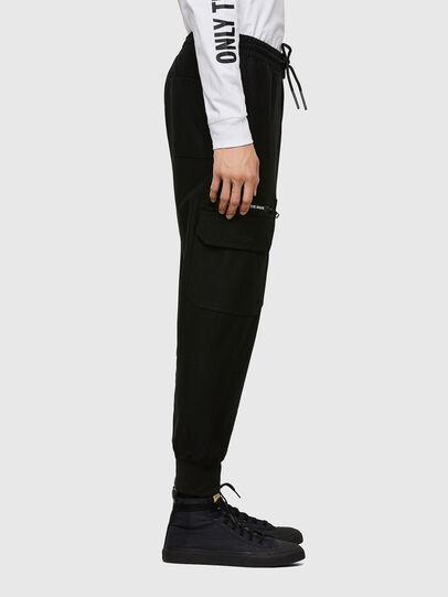 Diesel - P-HIERRO, Black - Pants - Image 4