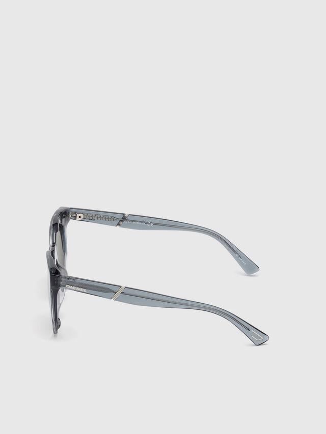 Diesel - DL0270, Grey - Sunglasses - Image 3