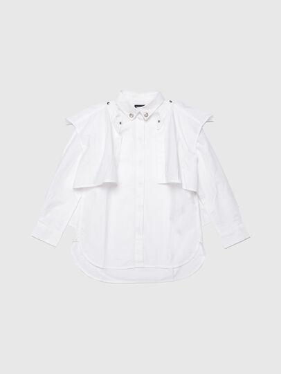 Diesel - CRAILYS, White - Shirts - Image 1