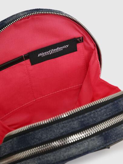 Diesel - OPHITE, Grey/Blue - Crossbody Bags - Image 4