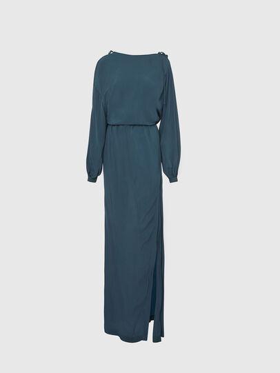 Diesel - D-MARA, Water Green - Dresses - Image 1
