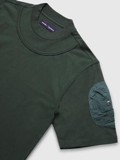 Diesel - PR-TS03, Dark Green - T-Shirts - Image 5