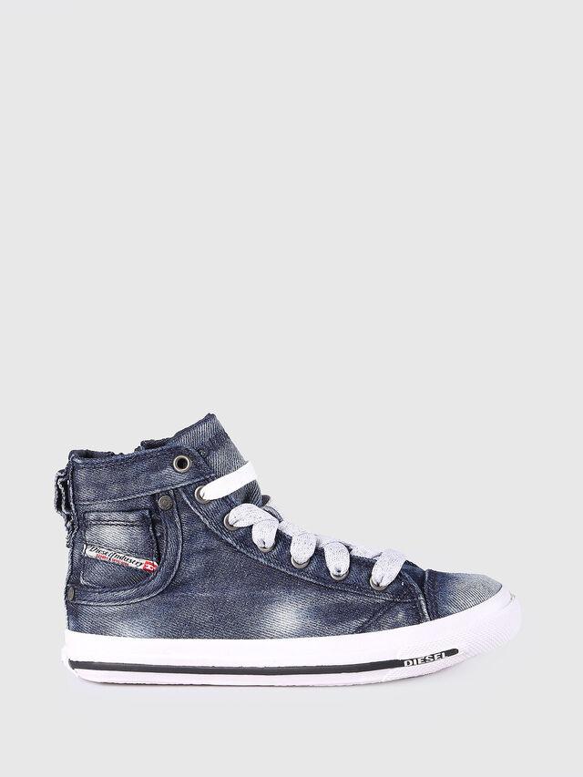 Diesel - SN MID 20 EXPOSURE C, Blue Jeans - Footwear - Image 1