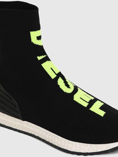 Diesel - SLIP ON 04 MID SOCK,  - Footwear - Image 4