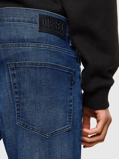 Diesel - D-Fining 069SF, Dark Blue - Jeans - Image 3