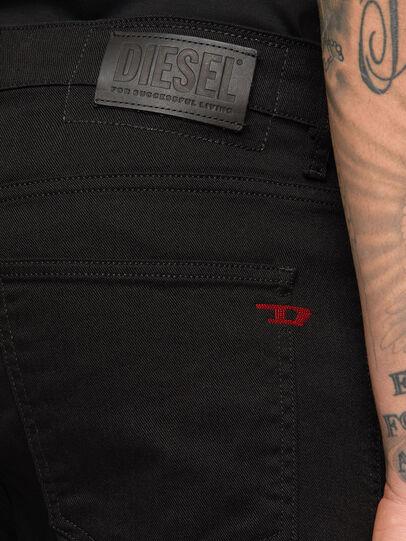 Diesel - D-Macs 0688H, Black/Dark grey - Jeans - Image 4