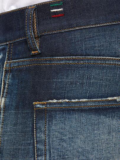 Diesel - D-Strukt 0092I, Dark Blue - Jeans - Image 6