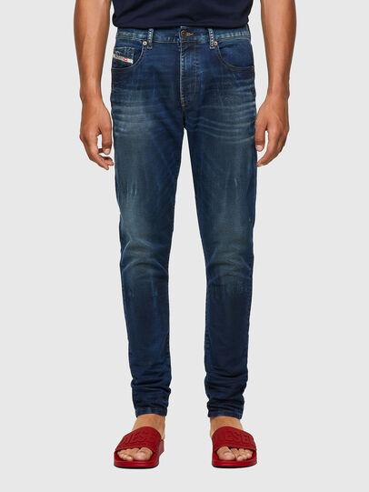 Diesel - D-Strukt JoggJeans® 069WR, Dark Blue - Jeans - Image 1
