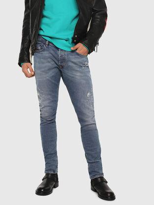 Tepphar 080AC, Medium blue - Jeans