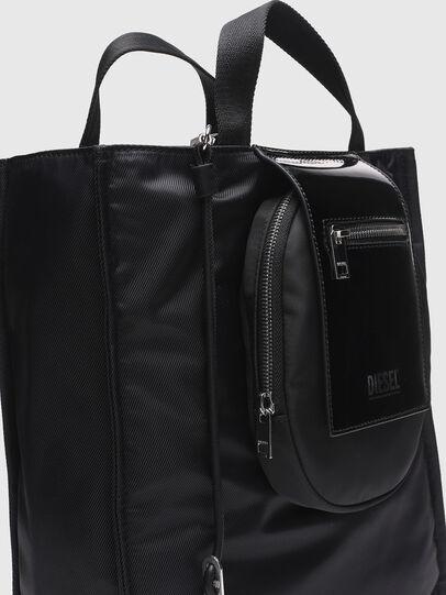 Diesel - ELLY, Black - Shopping and Shoulder Bags - Image 5