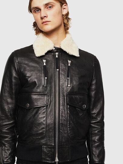 Diesel - L-VINT,  - Leather jackets - Image 1