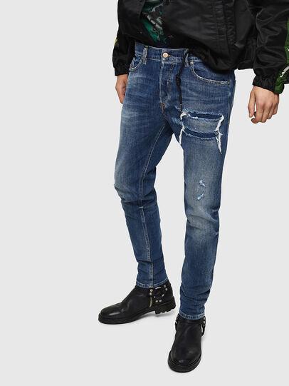 Diesel - Tepphar 0890X, Medium blue - Jeans - Image 4