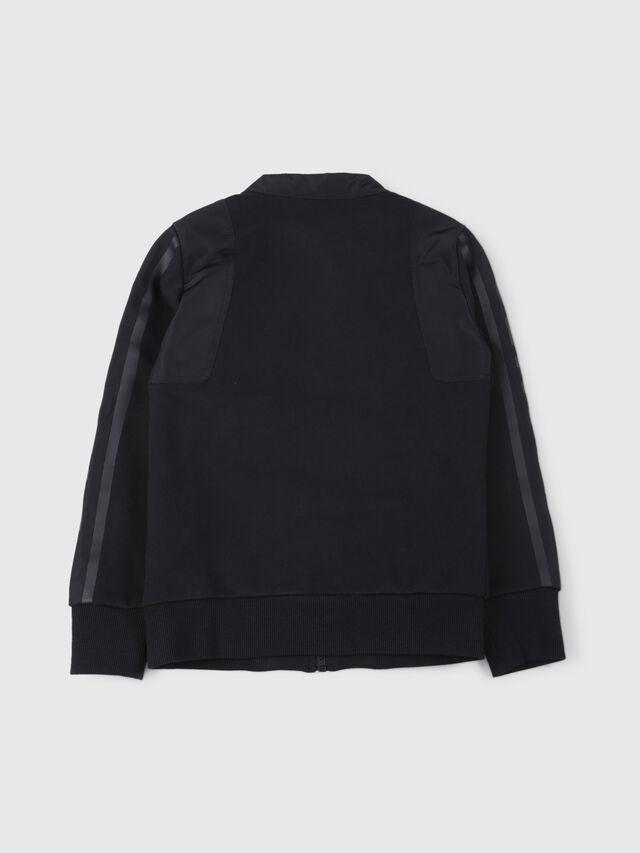 Diesel - SJINX, Black - Sweaters - Image 2