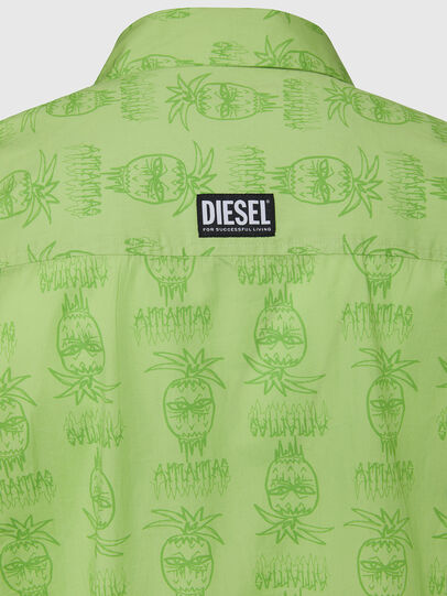Diesel - S-ROHAD-C, Green - Shirts - Image 3
