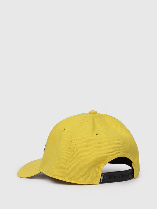 Diesel CIDIES, Yellow - Caps, Hats and Gloves - Image 3