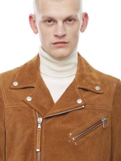 Diesel - LASKAI,  - Leather jackets - Image 4