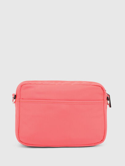 Diesel - CROSSRAMA, Orange - Crossbody Bags - Image 2