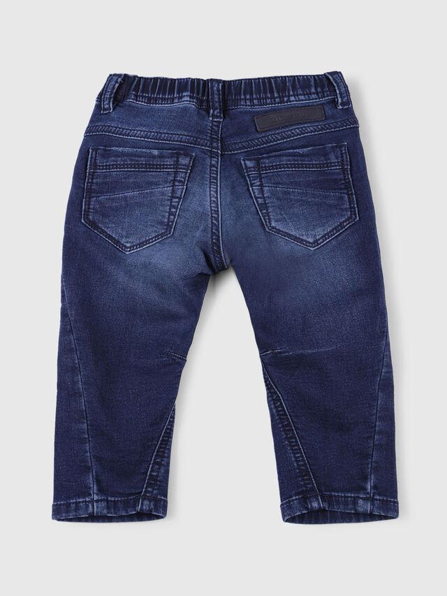 Diesel - FAYZA B JOGGJEANS-N, Dark Blue - Jeans - Image 2